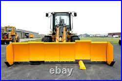 10.5' LD Arctic Sectional Snow Pusher. Snow Plow, Box Plow Brand New