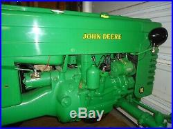 1952 John Deere M with M1 plow