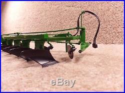 1994 ERTL Precision 1/16 Scale Diecast John Deere Model F145H 5-Bottom Plow