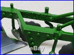 1/16 Custom John Deere Model 412 2-bottom Plow By Nolt