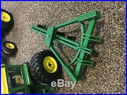 1/16 Scale Custom Build John Deere 3 Point Quick Hitch 5 Bottom Swing Plow