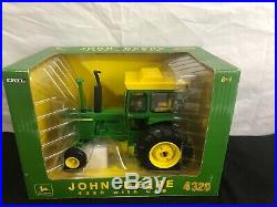 1/16 Scale John Deere 4320 Tractor With Cab 25th Annual Plow City Show 2005
