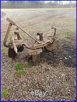 # 472 john deere disk plow 40/420 John Deere tractor implement