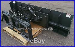 72 6-WAY DOZER BLADE ATTACHMENT Skid-Steer Track Loader New Holland John Deere