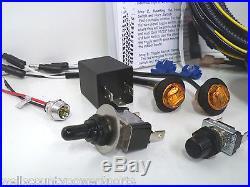 Atv Led Turn Signal Kit Wiring Diagram - Wiring Diagrams Dock