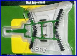 Athearn John Deere Disk ImplementPLOWVery RareHO Scale 1/87