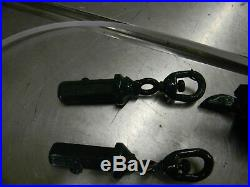 BIT, SWIVELS UNIVERSAL FOR A VERMEER DITCH WITCH TRENCHER CABLE PLOW 13/16 hex