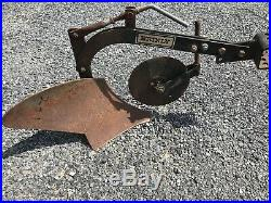 BRINLY 10 Plow INTEGRAL SLEEVE HITCH CUB CADET JOHN DEERE