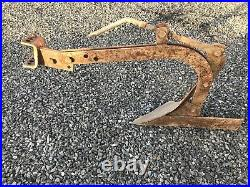 BRINLY 8 Plow INTEGRAL SLEEVE HITCH CUB CADET JOHN DEERE