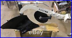 Brinly 10 Inch Sleeve Hitch Plow Restored NICE! John Deere 140 318 332