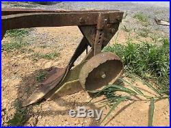 Brinly Cat 1 Three Point Hitch Plow