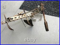 Brinly Cultivator Integral Sleeve Hitch Row Maker Shovel Cub Cadet John Deere