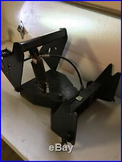 Deere 318 322 330 332 Front Quick Hitch Snowblower Plow hitch