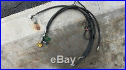 Deere 54 Plow System Parts for 318 and X series garden tractor