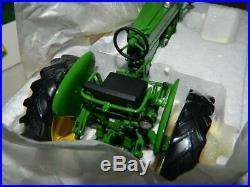 ERTL 1/16 John Deere Model 40T Wide Front & Mounted Two-Bottom Plow #15138A NIB