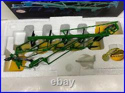 Ertl Precision Classics John Deere Model F145H 5-Bottom Moldboard Plow 1/16