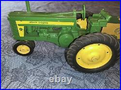 Eska/Carter 1/16 John Deere Tractor 3Point Hitch-4 Bottom Plow With Original Box