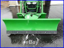 FRONTIER AF11E plow John Deere 72 hydraulic angle