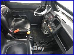 HEAT, CAB & SNOW PLOW! 2009 John Deere XUV 620i Gator 4X4