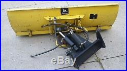 JOHN DEERE 54 Front Hydraulic Blade or Snow Plow for JD Models 400s 420