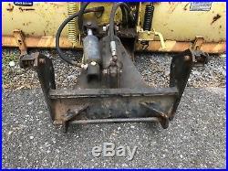 JOHN DEERE 54 HYDRAULIC PLOW BLADE 420 430 GARDEN TRACTOR Four Way