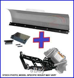 JOHN DEERE GATOR XUV 825I 2011-2015 KFI UTV 60 Snow Plow Combo Kit