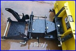 JOHN DEERE Select Series X500 X520 X534 X540 X590 48 FRONT BLADE Snow Plow