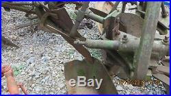 Jd John Deere Tractor Disc Plow