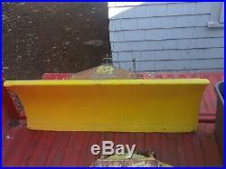 John Deere 110 Garden Tractor Snow Plow Model 42