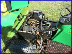 John Deere 1200A Sand Trap Rake Front Plow Infield Groomer Center Scarifier