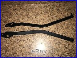 John Deere 160 165 170 175 180 185 AM101634 & AM101635 Snow Plow Blade Braces