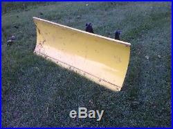 John Deere 200 Series Snow Plow Blade