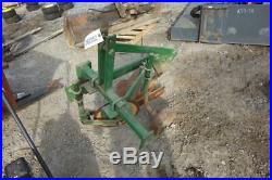 John Deere 23 Plow, Single Row, 3 Pt, Stock # 200392