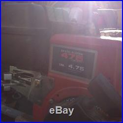 John Deere Plow » John Deere 318 hydrostatic lawn tractor