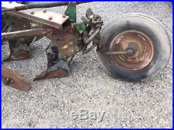 Simply jd three bottom pull type plow