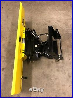 John Deere 400, 420, 430 54 power angle/power lift snow blade/plow