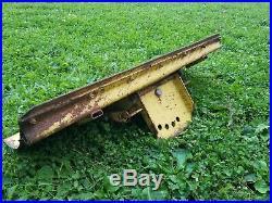 John Deere 42 Lawn Garden Tractor Snow Plow Blade 140 316 318 322 332