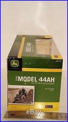 John Deere 44AH 2b plow 116th and diecast farm implement replica by Spec Cast