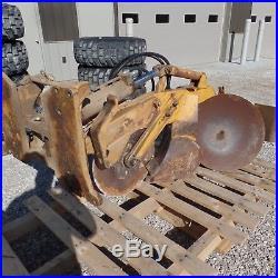 John Deere Plow » John Deere 450G 550G 650G dozer Fire Plow