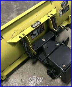 John Deere 48 Front Snow Blade Plow For X500 X520 X530 X540 X534 Lawn Tractor