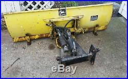 John Deere Plow » John Deere 54 4 Way Power Angle Plow ...