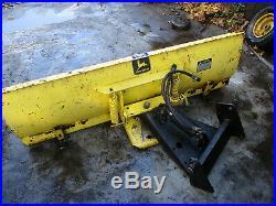 John Deere 54 Hydraulic Manual Angle Plow Blade 120 140 300 312 314 316 317 318