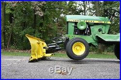 John Deere 54 Hydraulic, Power Angle Plow Blade 140 300 312 314 316 317 318 332