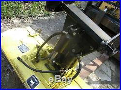 John Deere 54 Hydraulic Power Angle Plow Blade 318 322 330 332 140 Unused Orig