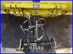 John Deere Plow 187 John Deere 54 Hydraulic Snow Plow Blade