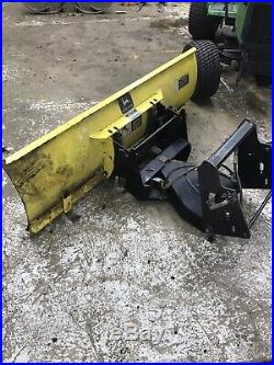 John Deere 54 Inch Snow Plow