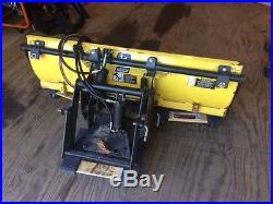 John Deere Plow John Deere 54 Power Angle Plow With Quick Hitch