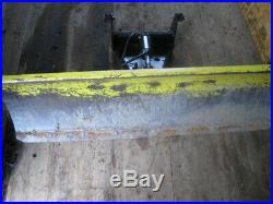 John Deere 54 snow blade, snow plow. 120-140-212-214