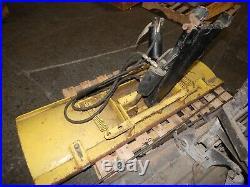 John Deere 655,755,855 Tractor- 54 Hydraulic Blade (PC1936)