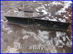 John Deere 6x4 2x4 Gator Snow Plow Blade 72in
